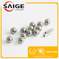 Factory supply aluminum stainless steel ball with good quality