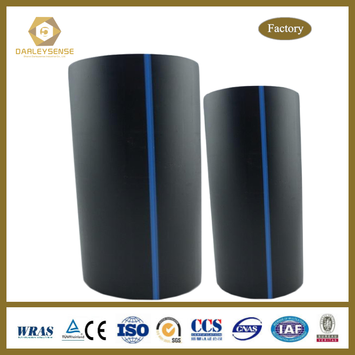 High Quality Hdpe pe 63 80 100 Pipe According to ISO 4427
