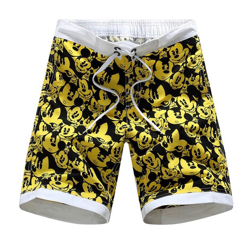 Perfect-Sense-Show 7-14yrs Camouflage Boys Beach Shorts Beach Shorts Summer Children Swim Shorts Surf Campaign Quick