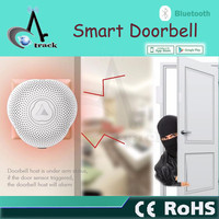 Multi family doorbell Self-powered No Battery bluetooth Door Bell