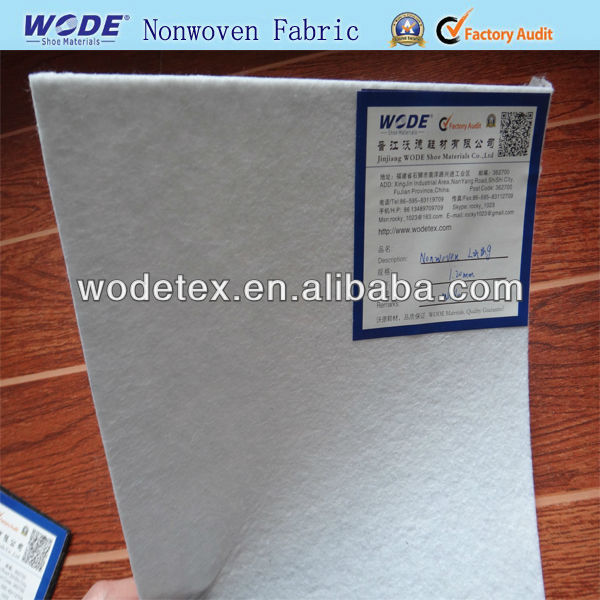 abrasion resistant nonwoven fabric,nonwoven fabric shoe lining