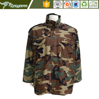Winter Woodland Camouflage Us Army Jacket Wholesale For Men