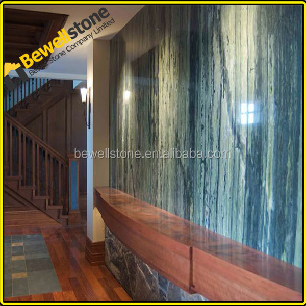 Best price and top quality verde green bamboo granite price