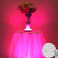 Vase Light Decoracion Items Illuminated Decoration Led Light