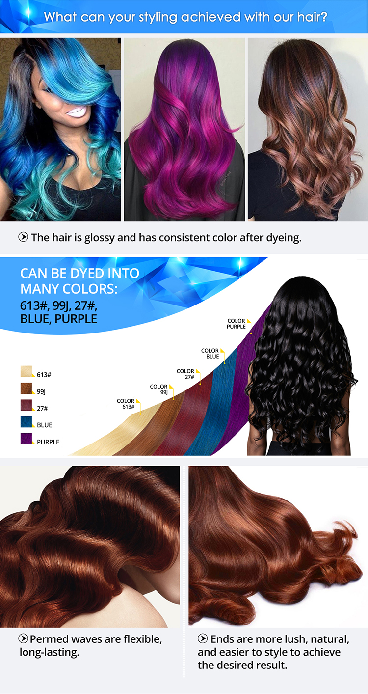 hot sale highest quality dyeable remy body wave virgin brazilian hair extension