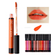 Velvet Matte Waterproof And Long Lasting Lip Gloss Private Label Liquid Lipstick 8g