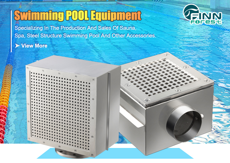 China Factory Low Price Water Outlet Swimming Pool Drain