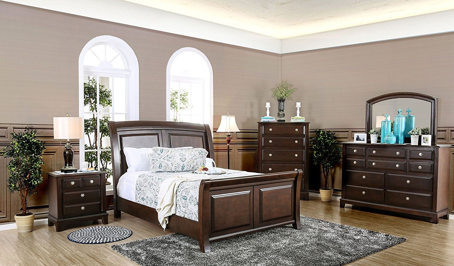Buy New Casual Contemporary Master Bedroom Furniture New