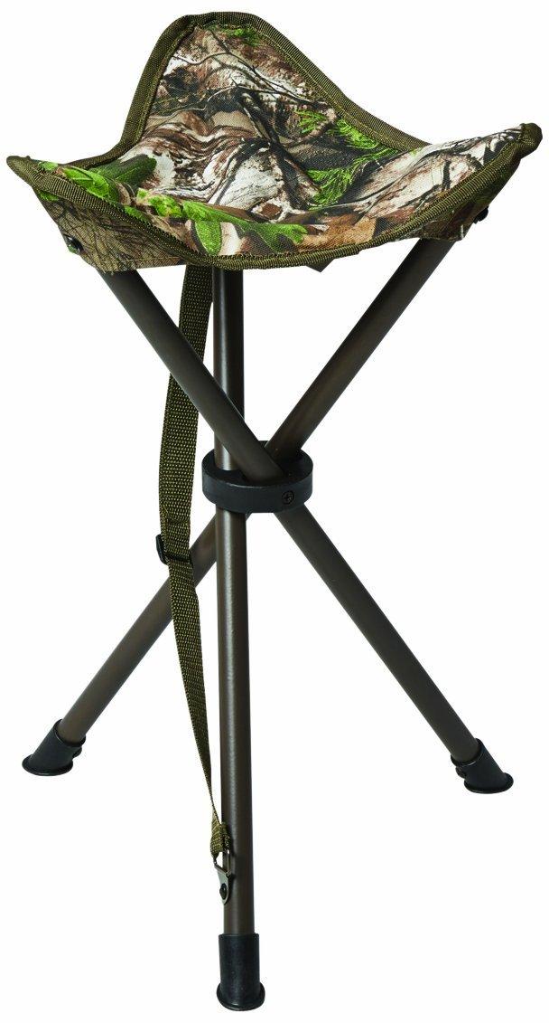 Get Quotations · Hunteru0027s Specialties Camo Furniture Tripod Stool, Realtree  Xtra Green
