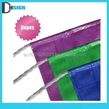 Digital Printing Outdoor Vinyl Banner With Eyelets And Ropes Buy - Vinyl banners with eyelets