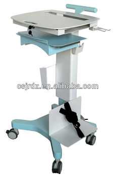 supply the rotatable workstation trolley for hospital