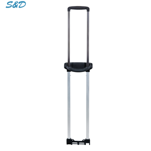 Trolley Folding Plastic Shopping Cart Handle Mechanism For Push Cart