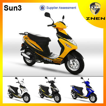 China Cheap 49cc mini gas scooter for wholesale