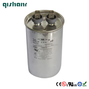 30uf 450vac Capacitor Air Condition Ac Dual Cbb65 Good Price