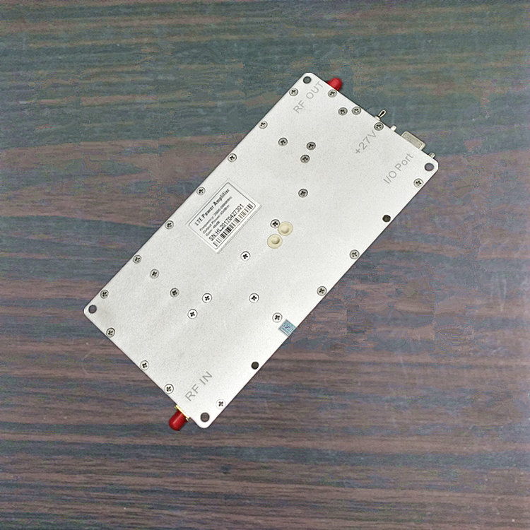 High power 100W 500-2500MHz RF Wideband Linear Power Amplifier Module