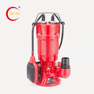 Sewage 1.5 inches used submersible well pump with vertical float switch