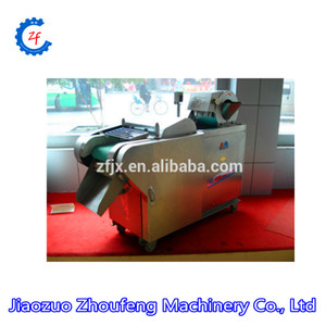root and tuber vegetables cuber/ dicing machine
