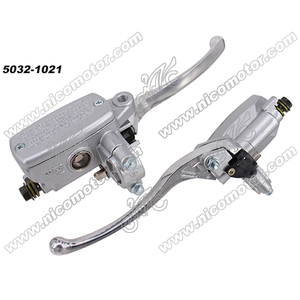 Motorcycle Front Wheel Brake Cylinder Disc Brake Pump Motorbike Up Pump for EXPRESS