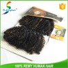 2016 China new huamn hair Kinky Curl high quality synthetic hair wholesale price