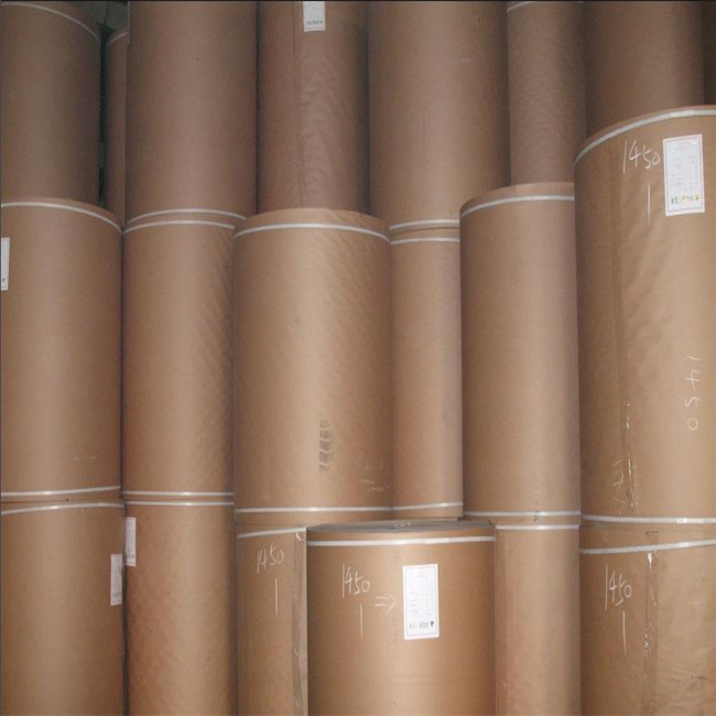 China Manufacturer Paper Mill Stocklots Recycled Kraft Paper