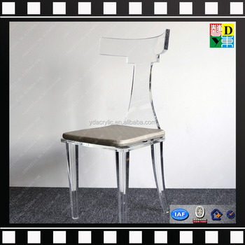2016 Event Rental Acrylic Chair,Acrylic Dining Chair,Lucite Vanity ...
