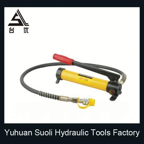 HAOBAO Model SY-100 Handhold Manual pressure testing pump