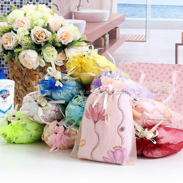 zarten handtuch geschenkideen hochzeitsgeschenke f r die g ste gro handel gute verpackung. Black Bedroom Furniture Sets. Home Design Ideas