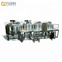 Brewhouse system cerveceria brewing equipment for craft beer brewing Customized