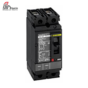 Yijin factory manufacture 2 Pole Molded Case air circuit breakers schneider electric