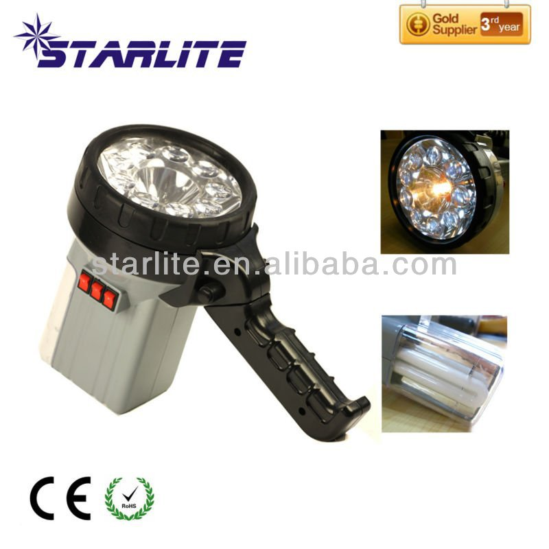 1.SSL-C201 Rechargeable LED Spot outdoor light