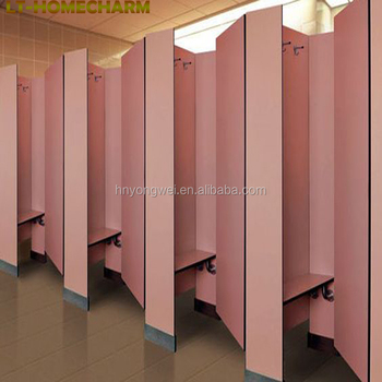 Used Bathroom Partitions/toilet Cubicle Partition
