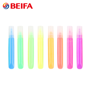 Beifa Brand BG0002 Best Selling 8 Colors Fast Dry 3d Puffy Fabric Paint Pens
