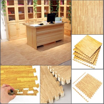High Quality Tile Flooring Wood Bamboo Chair Mats For Carpet