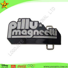 Promotional custom made wholesale military belt buckles with logo for man