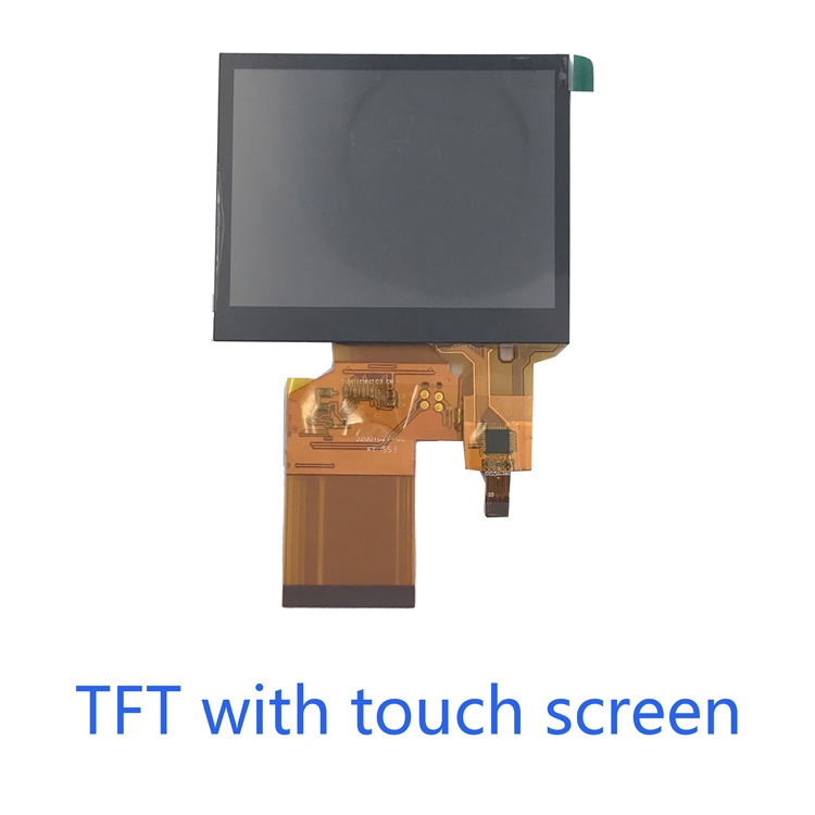 Round 1.3 inch lcd display module 240x240 점 원형 디스플레이