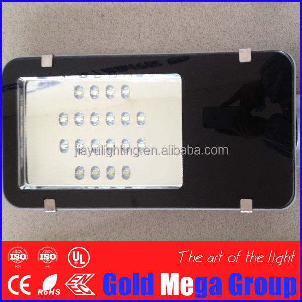Different Beam Angel Parking Lot Light, Area Parking Lot LED Pole Lights, 120lm/w 250w 1000w LED Light Replacement