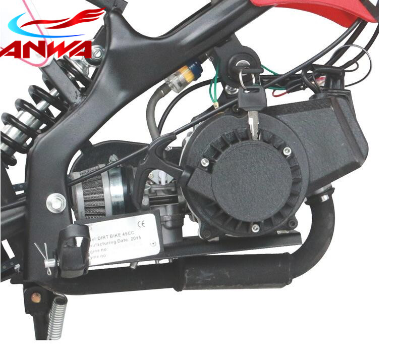 Bicicleta de bolsillo barata Mini 50cc Dirt Bike 50cc/cross Pocket Bike en venta
