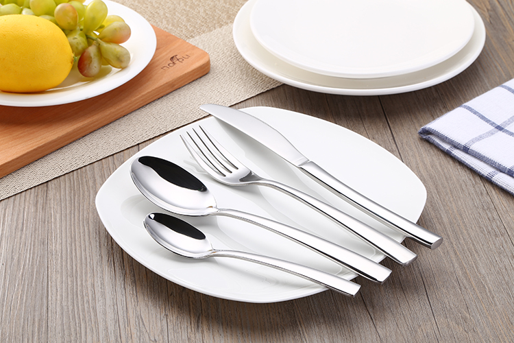 Luxury Gift Set Stainless Steel 24pcs Cutlery Set