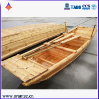 Wholesale High Quality Original Type Boat Of Wooden Boat 6 Meters ...