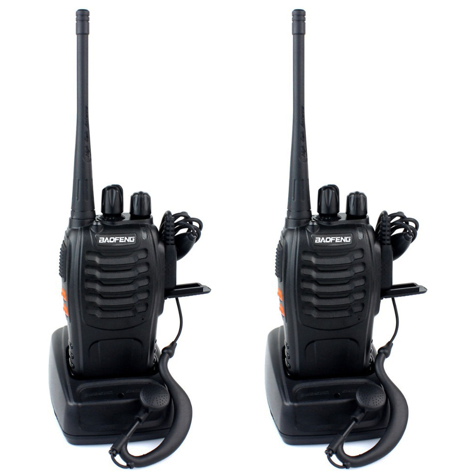 2019 Moins Cher BAOFENG 888S Talkie-walkie 5W 16CH UHF 400-470MHz BF-888S Interphone BaoFeng BF-888S Deux radio bidirectionnelle