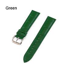 Женские ремешки для часов UTHAI Z11, многоцветные ремешки для часов из натуральной кожи, 10-24 мм(China)