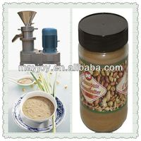 Reasonable price peanut butter colloid mill/peanut butter product line for sale