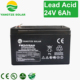 scooter battery 24v 6ah