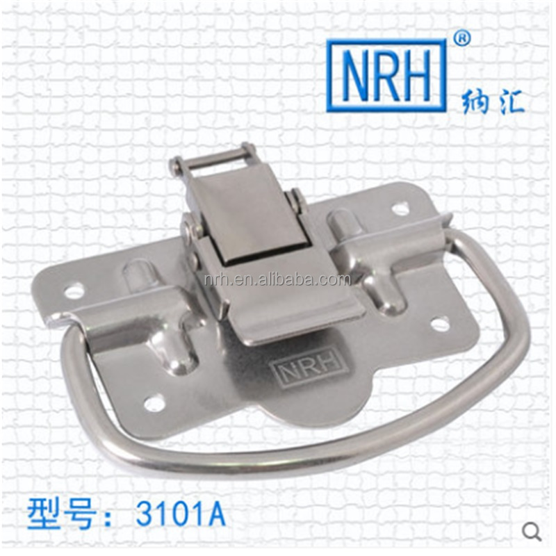 NRH3101A Sterilizing box <strong>handle</strong> buckle Stainless steel <strong>handle</strong> button box lock hospital equipment accessories high quality handl