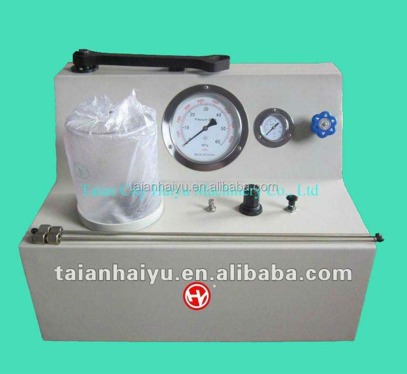 Detection equipment PQ400 for double spring injector