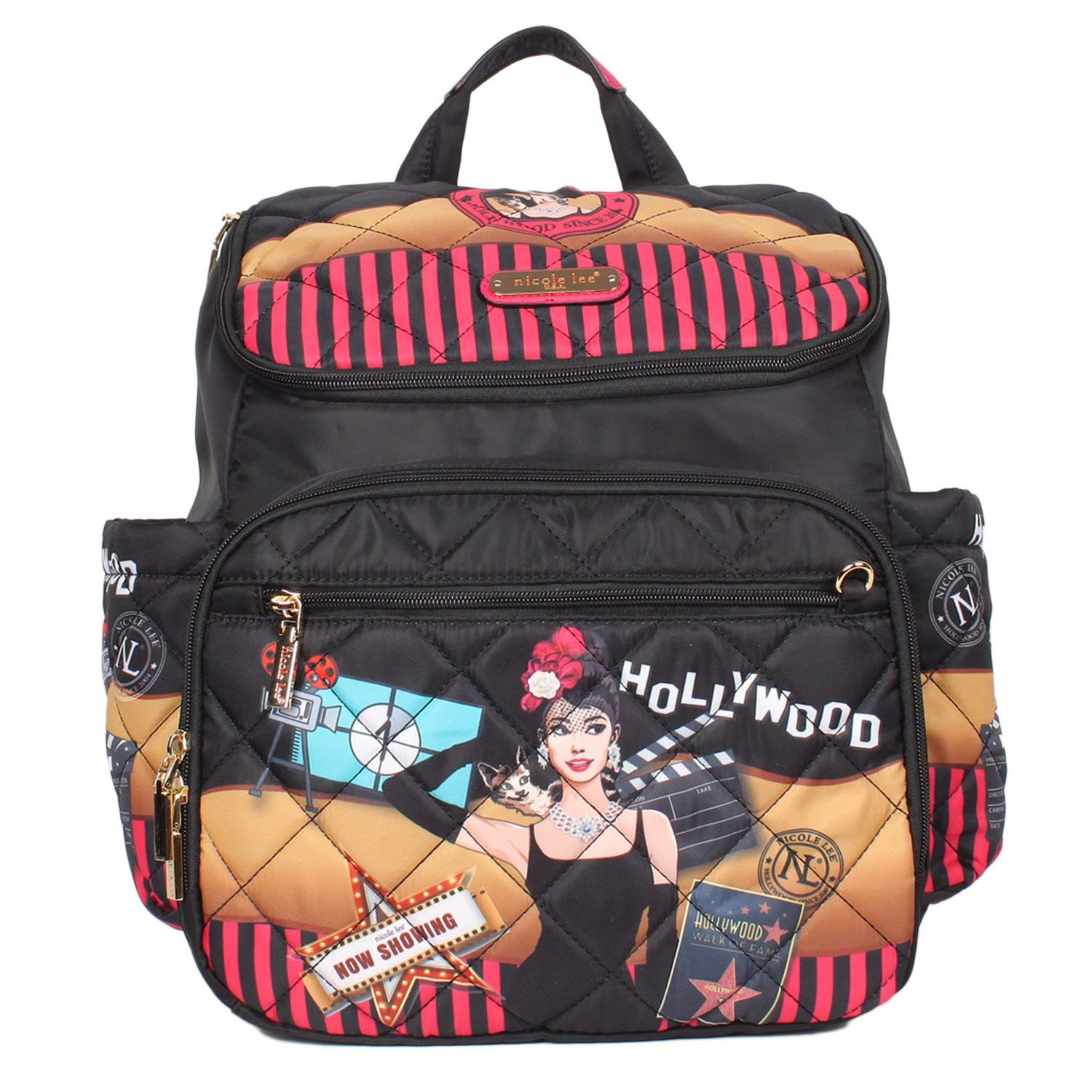 8c55a78730 Buy Nicole Lee Backpack Hollywood in Cheap Price on Alibaba.com