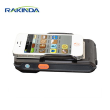 Android 4.2 HF NFC Handheld RFID Reader With Barcode Scanner/Camera/Bluetooth/Wifi/RFID