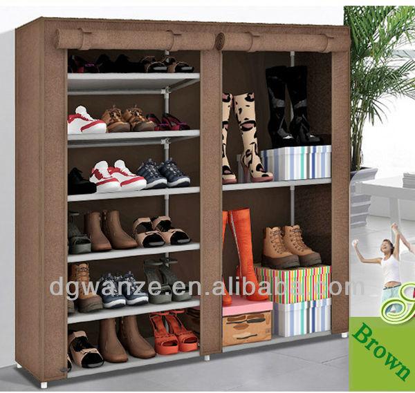 Barato moderno gabinete de almacenamiento de calzado otros for Muebles para colocar zapatos