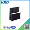 Fine Carbon Fiber Filter Material Pleated Active Carbon Air Filter Used for Air Conditioner Filters
