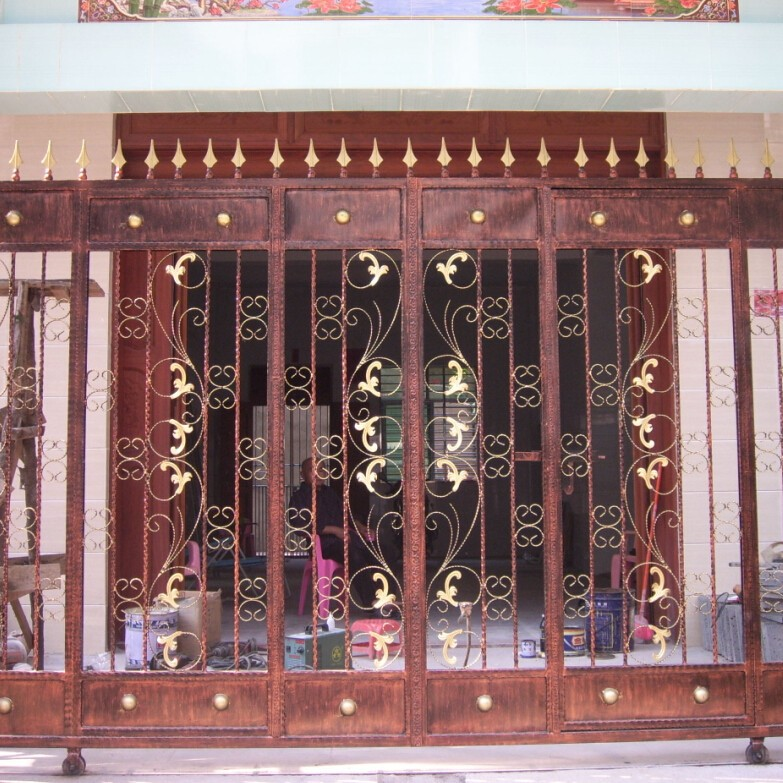 Factory Entrance Door Indian House Main Gate Designs Buy Fence